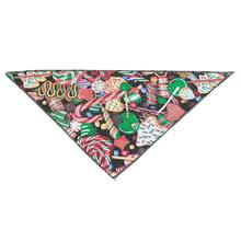 Sparkle Treats Tie-On Dog Bandana