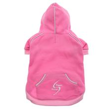 Sport Dog Hoodie by Doggie Design - Carnation Pink