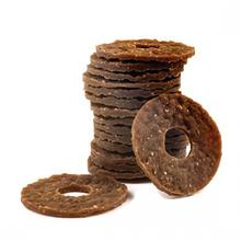 Sportsmen Natural Rawhide Ring Dog Treat Refills