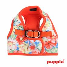 Spring Garden Dog Harness Vest by Puppia - Orange