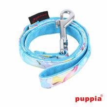 Spring Garden Dog Leash by Puppia - Sky Blue