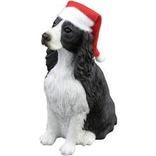 Springer Spaniel Christmas Ornament