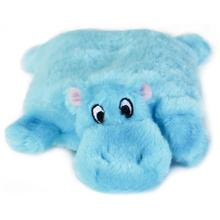 Squeakie Pad Dog Toy - Hippo