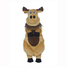 Squeakimals Moose Dog Toy