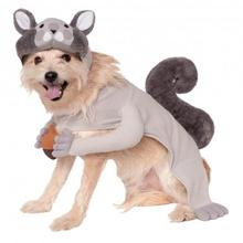Squirrel Dog Costume