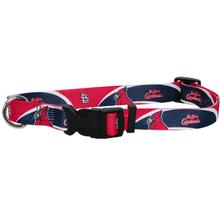 St. Louis Cardinals Baseball Printed Dog Collar