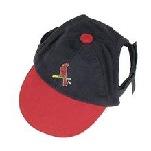 St. Louis Cardinals Dog Hat