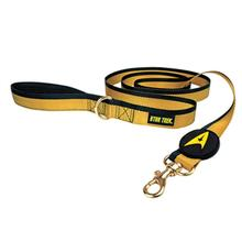 Star Trek Uniform Dog Leash - Gold