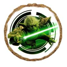 Star Wars Yoda Dog Treat Cookie