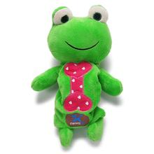 Sugar Bunch Dog Toy - Frog