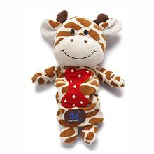 Sugar Bunch Dog Toy - Giraffe