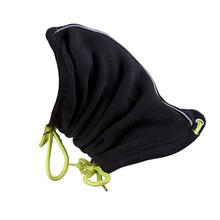 Summit Snood Dog Neck Gaiter - Black/Lime