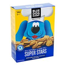 Super Stars Dog Treat from Blue Dog Bakery