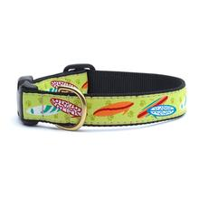 Surfboards Dog Collar by Up Country