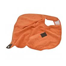 Tall Tails Cape Dog Towel - Orange Bone