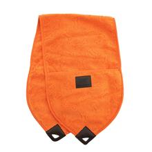 Tall Tails Pocket Dog Towel - Orange Bone