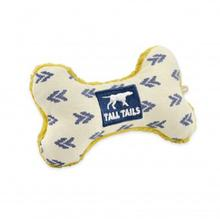 Tall Tails Run Wild Bone Dog Toy