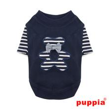 Teddy Dog Sweatshirt by Puppia - Navy