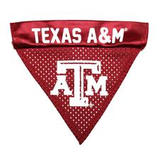 Texas A&M Dog Bandana Collar Slider