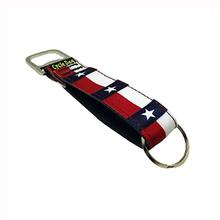 Texas Bottle Opener Key Chain by Cycle Dog