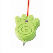 ThinkRageous Laser Paw Pointer Cat Toy - Lime Green