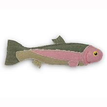 Reely Fish Dog Toy - Trout