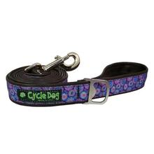 Tie Dye Pup Top Dog Leash by Cycle Dog - Purple Blue