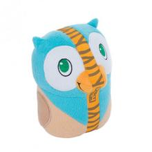 Tiger Seamz Dog Toy - Owl