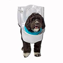 Toilet Dog Costume