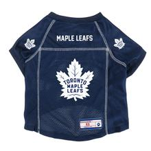 Toronto Maple Leafs Dog Jersey - Navy