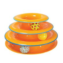 Tower Of Tracks Cat Toy by Petstages
