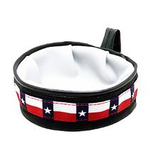 Trail Buddy Portable Dog Bowl by Cycle Dog - Texas