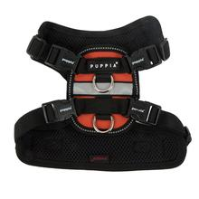 Trek Safety Dog Harness by Puppia Life - Orange
