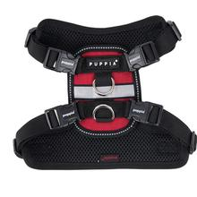 Trek Safety Dog Harness by Puppia Life - Red
