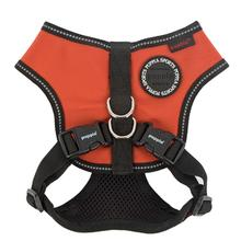 Trek Snugfit Dog Harness by Puppia Life - Orange
