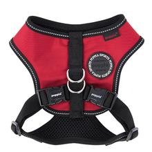 Trek Snugfit Dog Harness by Puppia Life - Red