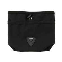 Trek Treat Bag by Puppia Life - Black