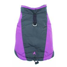 Trekking Dog Jacket by Gooby - Lavender Purple