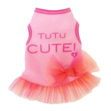 Tu Tu Cute Tank Dog Dress - Pink