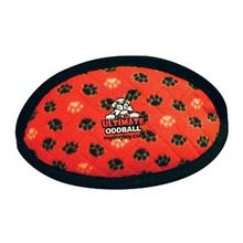 Tuffy Dog Toys - Ultimate Odd Ball Red Paws