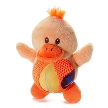 Tummy Tumblers Dog Toy - Orange Duck