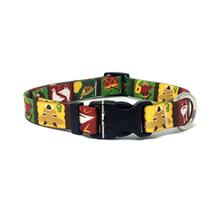 Twelve Days of Christmas Dog Collar by Yellow Dog