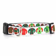 Ugly Sweaters Dog Collar