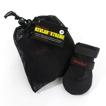 Ultra Paws Kevlar Xtreme Dog Boots - Black