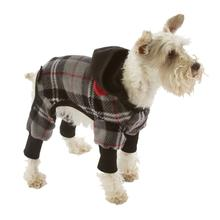 Ultra Paws SnoJam Dog Bodysuit - Plaid