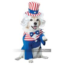Uncle Sam Dog Costume by California Costumes