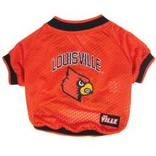 University of Louisville Cardinals Dog Jersey