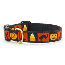 Up Country Halloween Dog Collar