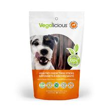 Vegalicious Healthy Chew Twig Sticks Dog Treat - Peanut Butter Blast