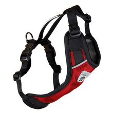 Vest Dog Harness by Canine Friendly - Red
